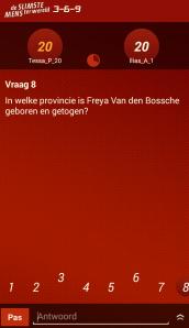 3 6 9 Ronde De Slimste Mens Ter Wereld Antwoorden Voor De App
